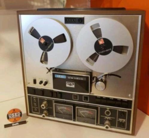 Akai GX-280D Stereo Tape Deck Bandrecorder incl 1 maand gara