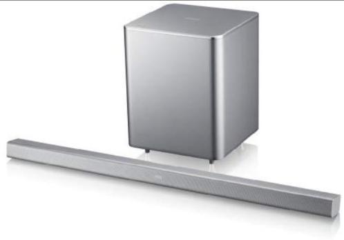 Samsung soundbar draadloos subwoofer sound bar Zgan