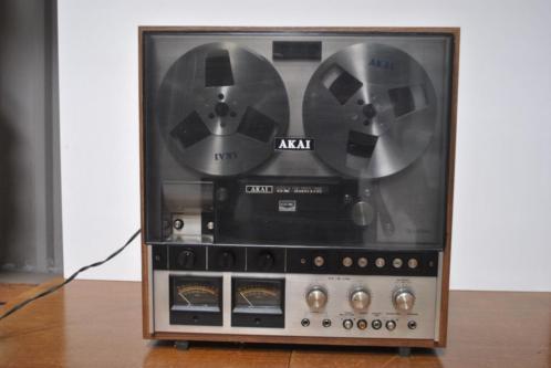 Bandrecorder, Akia GX 286 DB, vintage
