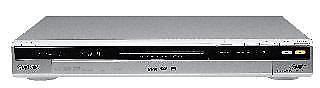 dvd speler dvd recorder sony HDD rdrhx727 harddisk