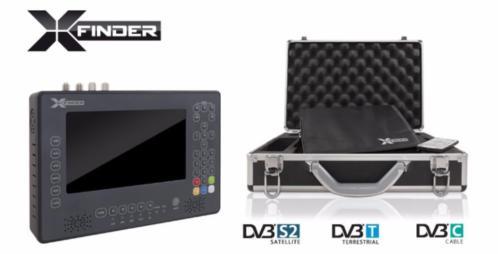 Amiko X-Finder HD Professional (nieuwe versie)