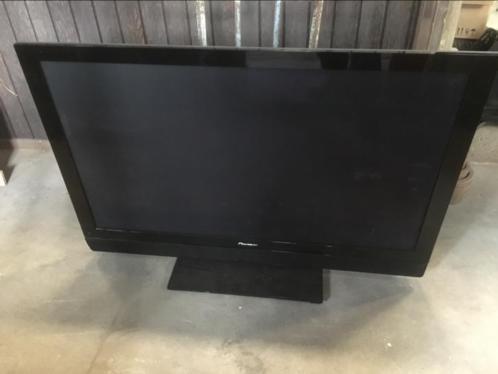 Pioneer tv 50 met geluidsbalk ( PDP-5080XD) geen beeld meer