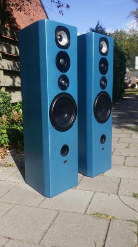 Speaker & Co Trapezium 4 stereo luidsprekers in topconditie
