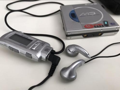 Aiwa AN-HX50 minidisc walkman
