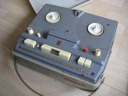 Philips 4 sporen bandrecorder EL 3541