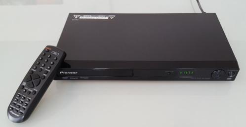 Pioneer DV-2020 DVD Speler, met afstandsbediening ZGAN