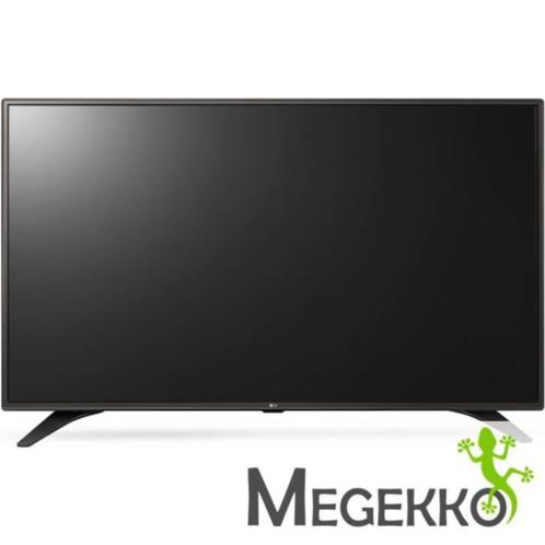 "LG 55LV340C 54.9"" Full HD Zwart LED TV"