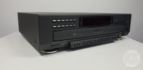Philips CDC935 CD-Speler | CD-Wisselaar | 900 Serie | 5 CD's