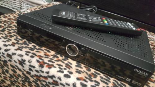 Humax 5100c TV ontvanger geen CI module en geen extra huur