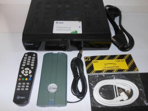 KPN / REBOX RE 2100T DIGITENNE Ontvanger / Decoder KOMPLEET
