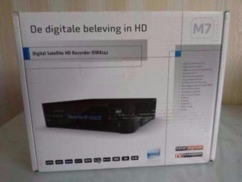 Ontvangers en schotels Philips M7 DSR7141 SAT801 en meer
