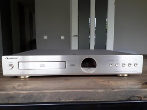 Shanling cd s100 high-end ringtrafo hdcd cdm12.1/bb dac's!!