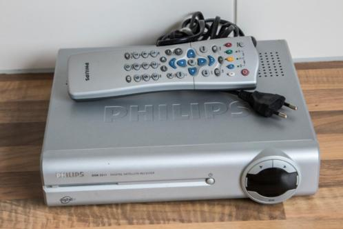 Digitale satellietontvanger Philips DSR2211/03