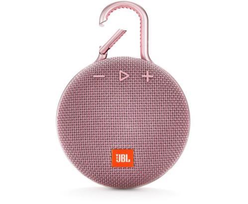 JBL CLIP3PINK Audio - Roze