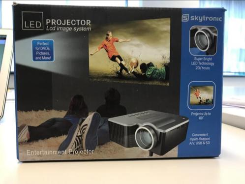 Led Projector/Beamer te koop