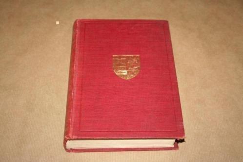 Oud boek over Canada - 1908 !!