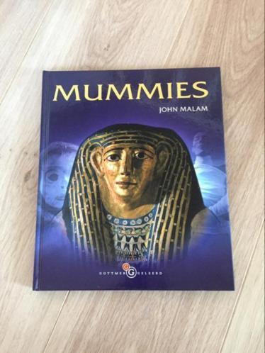 Egypte en mummies boek