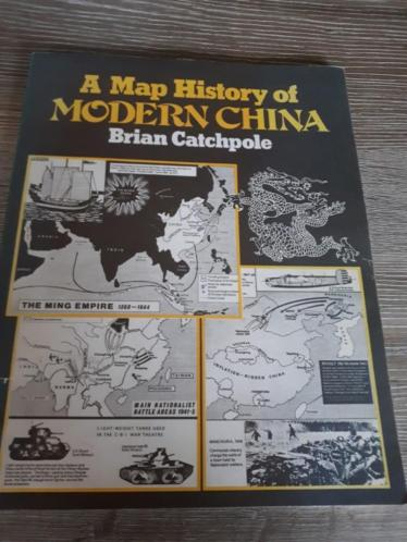 A Map of History of Modern China