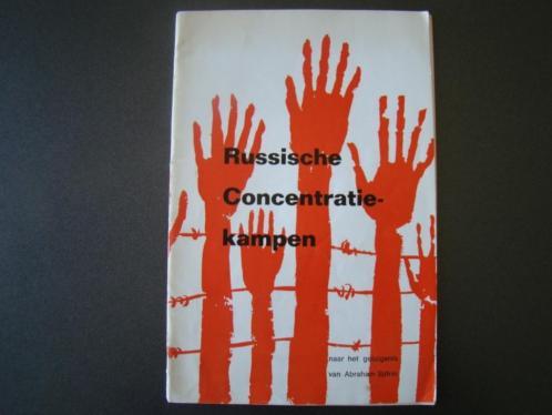18098 - Russische concentratiekampen