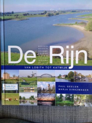 Boek: De Rijn / van Lobith tot Katwijk