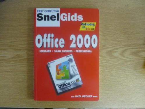 SNELGIDS Office 2000 - Internet - Outlook geheimen - PC