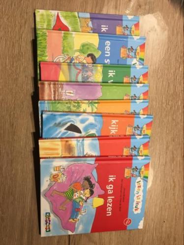 Avi leesboekjes