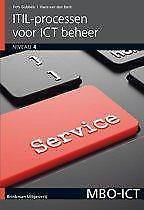 MBO ICT ITIL processen voor ICT beheer 9789057523335