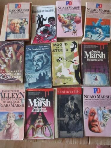 Marsh, Ngaio. 11 Detectives.