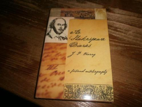 the shakespeare diaries wearing preface note author