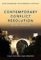 Contemporary Conflict Resolution 9780745687223