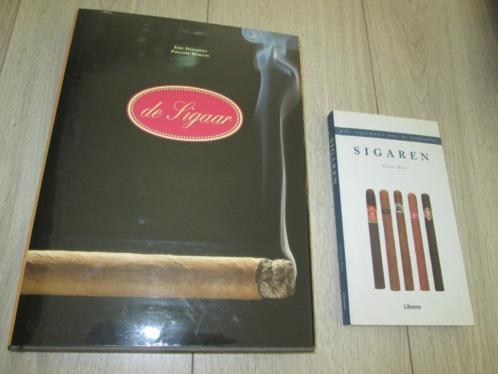 2 x Geschiedenis de Sigaar / Tabak / Tabakcultuur / Havanna