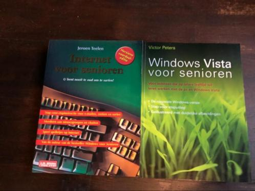Boeken Internet voor senioren en Windows Vista voor senioren