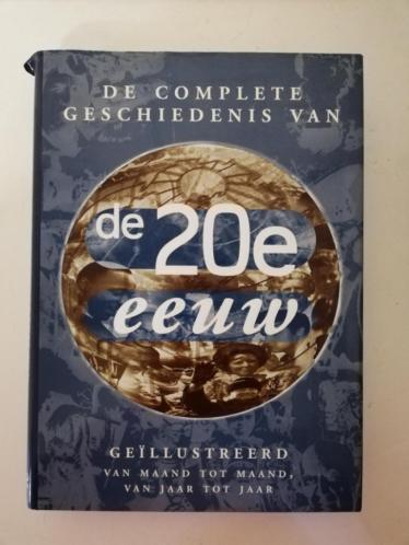 De complete geschiedenis van de 19e en de 20e eeuw, geïllust