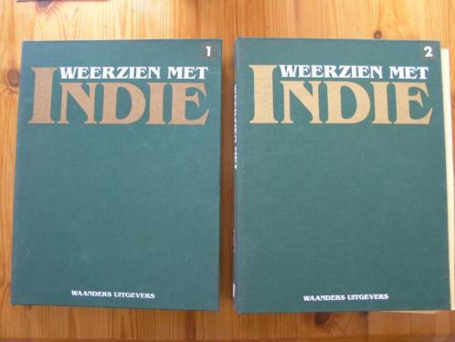 Weerzien met Indie (Nederlands) 2 delen