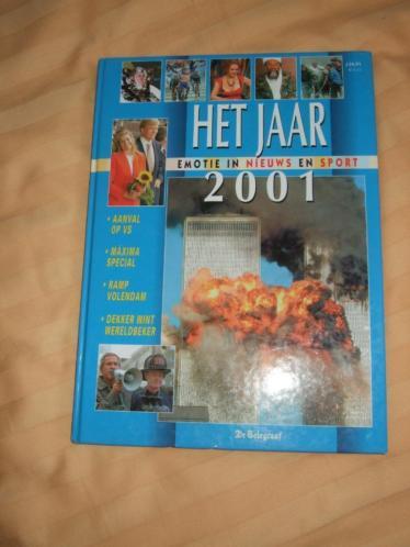 Het jaar 2001 en 2008