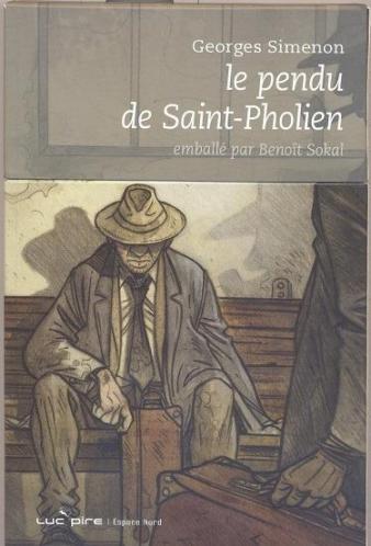 Simenon = Le pendu de Saint-Pholien in cassette(een Maigret)