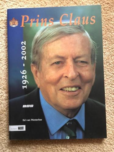 Gedenkboek over Z.K.H. Prins Claus.1926 - 2002 ( nieuw)