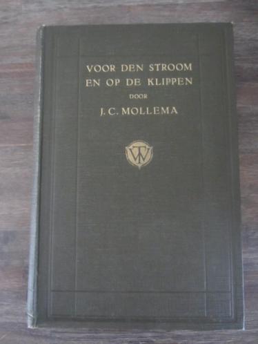 1929 - Voor den stroom en op de klippen-J.C. Mollema