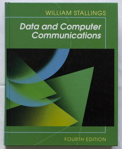Data and Computer Communications - William Stallings