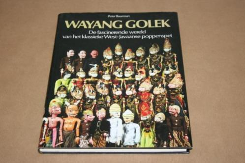 Wayang Golek - Het klassieke West-Javaanse poppenspel !!