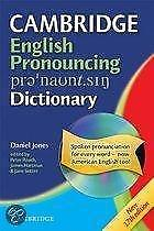 English Pronouncing Dictionary With Cd Rom 9780521680875