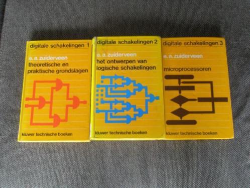 Digitale schakelingen 1, 2 en 3 door E.A. Zuiderveen