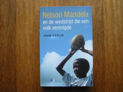 Nelson Mandela en de wedstrijd die een volk verenigde-Carlin