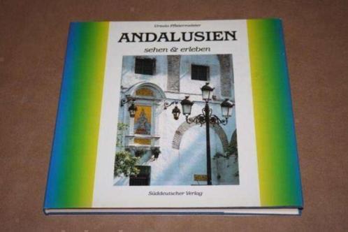 Prachtig boek over Andalusië (bevolking, cultuur etc) !!