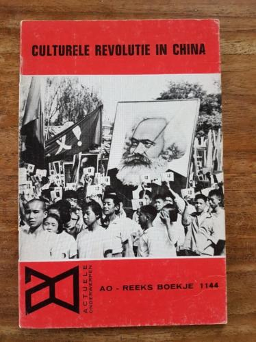 Culturele revolutie in China