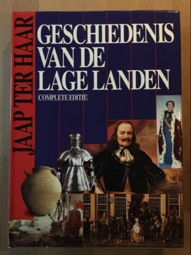 Geschiedenis van de Lage Landen - Jaap ter Haar