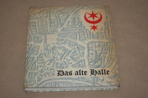 Das alte Halle - Fraaie oude uitgave - 1965 !!