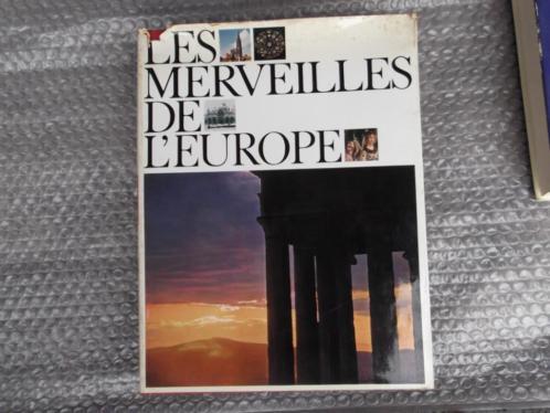 Les merveilles de l'Europe