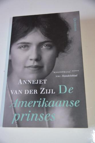 Boek: De Amerikaanse prinses - Annejet van der Zijl