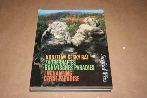 Fraai fotoboek over de Bohemen (Tsjechië) !!